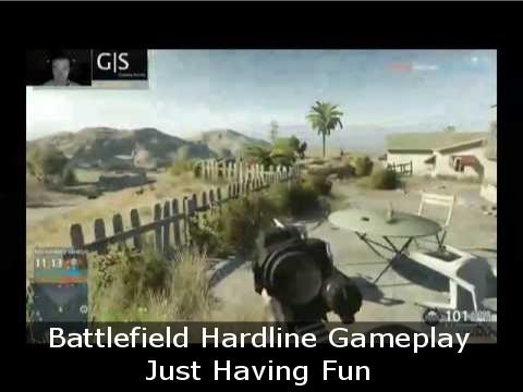 Battlefield Hardline Gameplay