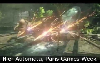 Nier Automata – Paris Games Week 2015 Reveal