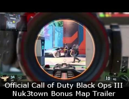 Official Call of Duty Black Ops III – Nuk3town Bonus Map Trailer
