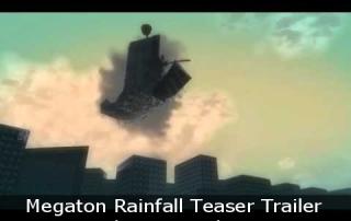 Megaton Rainfall Teaser Trailer Pentadimensional Games