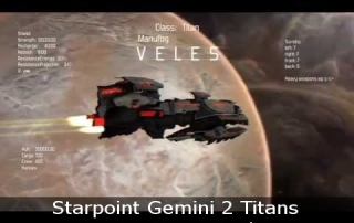 Starpoint Gemini 2 Titans Coming Soon Trailer