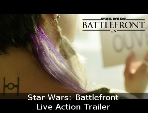 Star Wars: Battlefront Live Action Trailer
