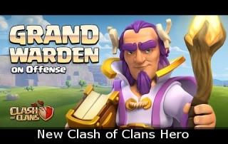 New Clash of Clans Hero