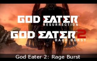 Announcement Trailer - God Eater 2: Rage Burst