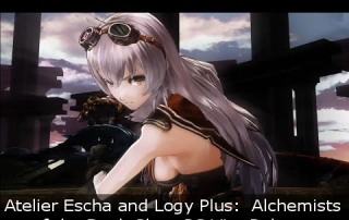 Atelier Escha and Logy Plus: Alchemists of the Dusk Sky - PS Vita Release