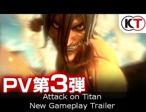 Attack on Titan – New Gameplay Trailer