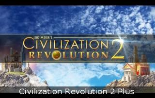 Civilization Revolution 2 Plus - PS Vita Release