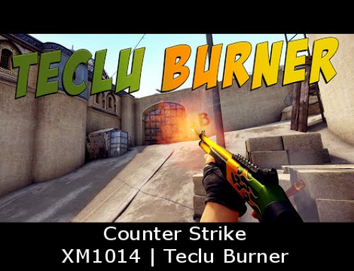 Counter Strike – XM1014 | Teclu Burner
