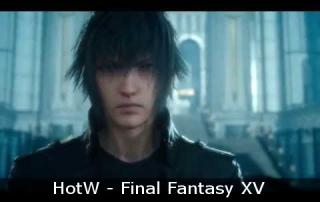 HotW - Final Fantasy XV