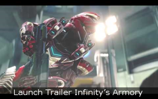 Launch Trailer Infinity's Armory - Halo 5 Guardians