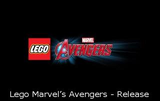 Lego Marvel's Avengers - Release
