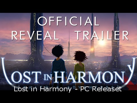 Lost in Harmony - PC Release