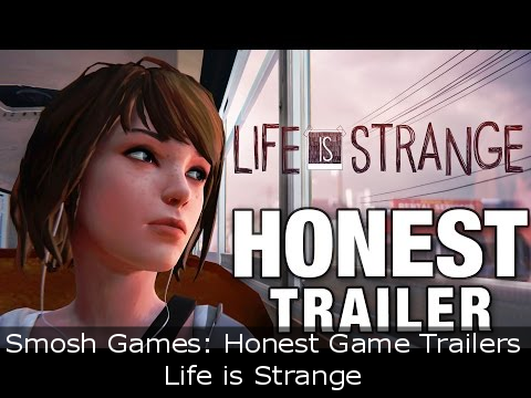 Smosh Games Honest Game Trailers - Life is Strange