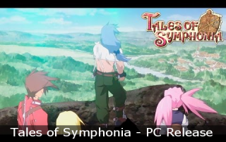 Tales of Symphonia - PC Release