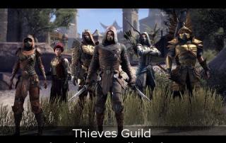 Thieves Guild - The Elder Scrolls Online