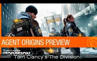 Tom Clancy's The Division Agent Origins - Short Films