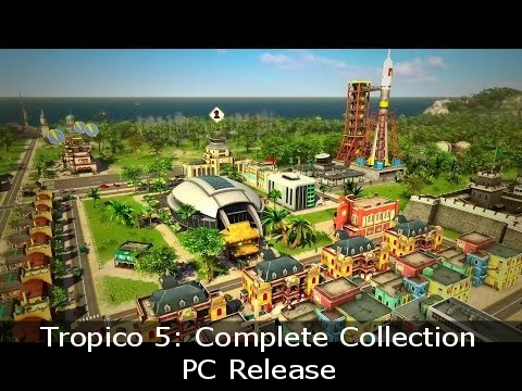 Tropico 5 Complete Collection - PC Release
