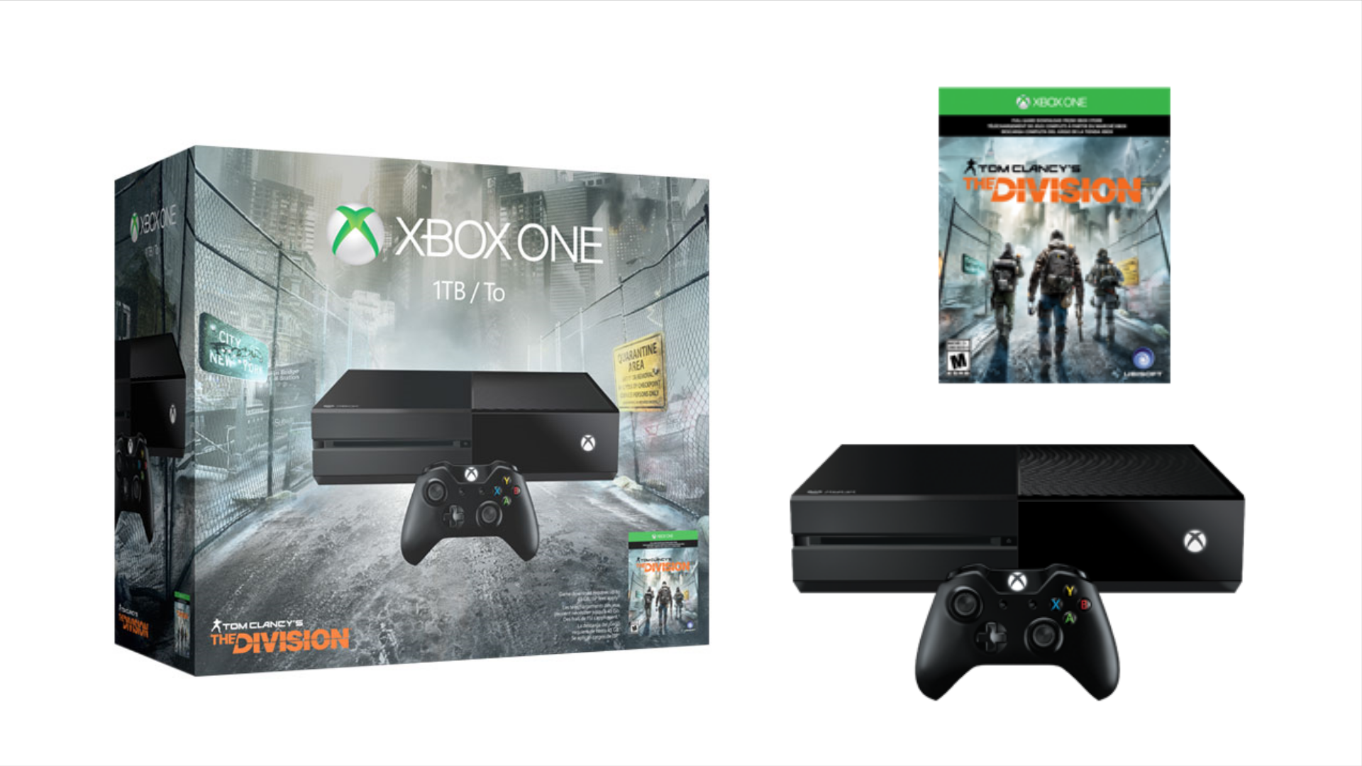 Xbox One Bundle - The Division