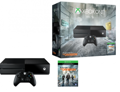 Xbox One Bundle – The Division