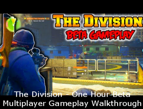 The Division – One Hour Multiplayer Gameplay Walkthrough