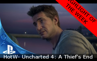 HotW- Uncharted 4: A Thief's End