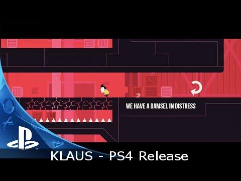 KLAUS - PS4 Release