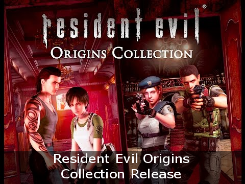 Evil Origins Collection Release