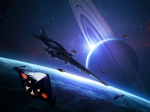 'Elite Dangerous' has sold a surprising amount of copies