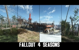 Play All Four Seasons with this Fallout 4 Mod