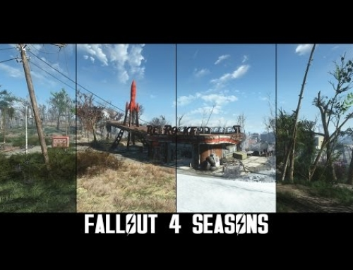 New Fallout 4 Mod Lets You Play in All Four Seasons