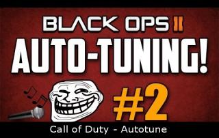 Call of Duty - Autotune