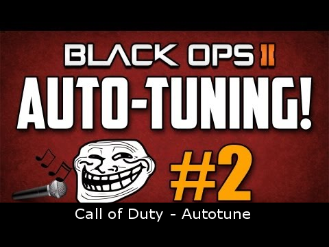 Call of Duty - Autotune