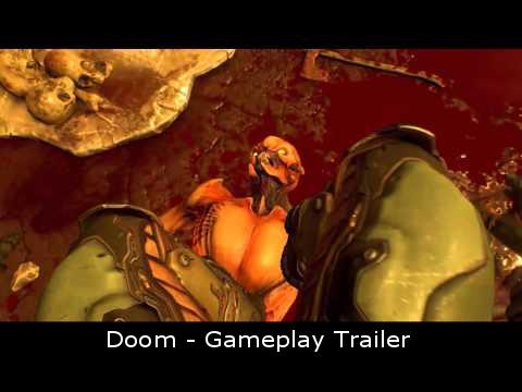 Doom - Gameplay Trailer