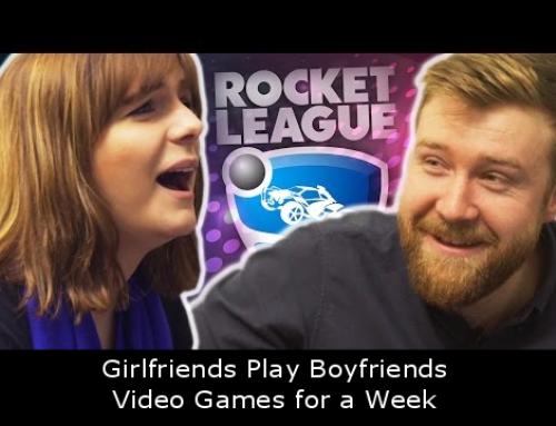 Girlfriends Play Boyfriends Video Games for a Week