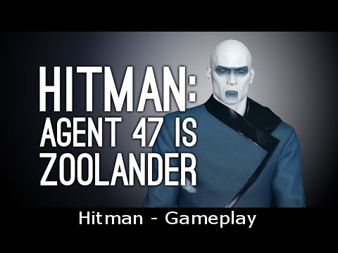Hitman - Gameplay