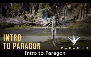 Intro to Paragon