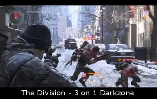 The Division - 3 on 1 Darkzone