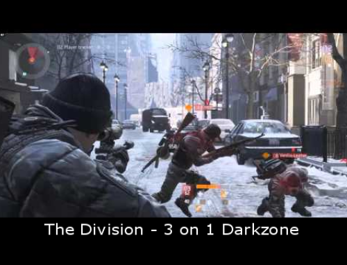 The Division – 3 on 1 Darkzone
