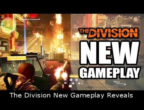 The Division New Gameplay Reveals