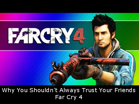 Funny Moments From Far Cry 4