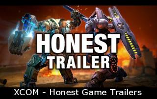 XCOM - Honest Game Trailers