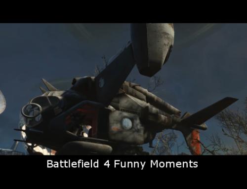Fallout 4 Bad Pilot