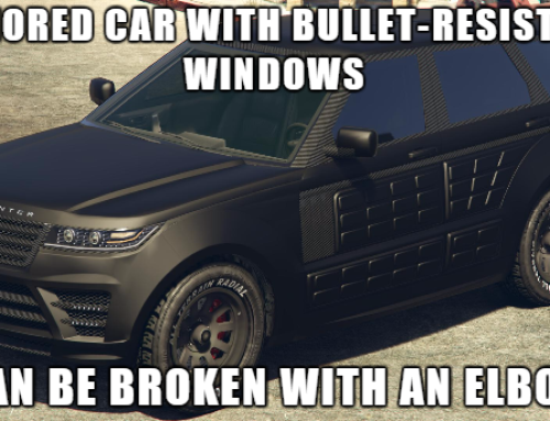 GTA V Security Logic