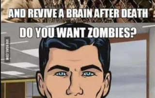 How to make Zombies