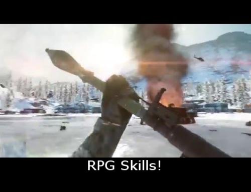 RPG Skills!
