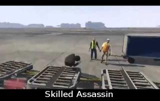 Skilled Assassin