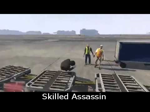 Skilled Assassin