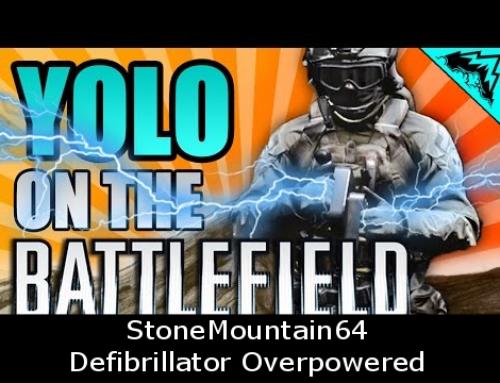 StoneMountain64 – Defibrillator Overpowered