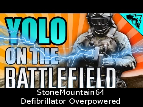 StoneMountain64 - Defibrillator Overpowered