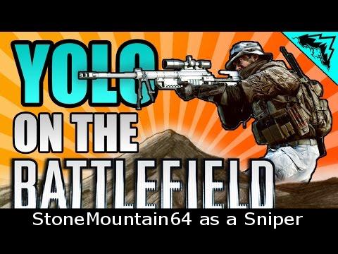 StoneMountain64 as a Sniper